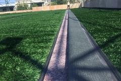 sentetik çim yapıştırma