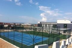 profesyonel tenis kortu yapımı